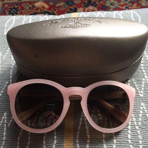 Vivienne Westwood Anglomania sunglasses w/ case